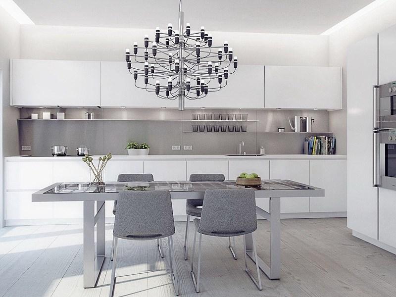 дизайн кухни модерн (главный ключ)