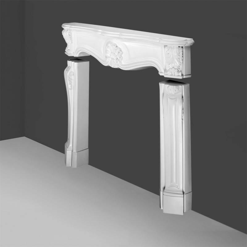 Фальш-камин своими руками (из гипсокартона, пенопласта, дерева, картона). Фальш-камин в интерьере: фото для вдохновения
