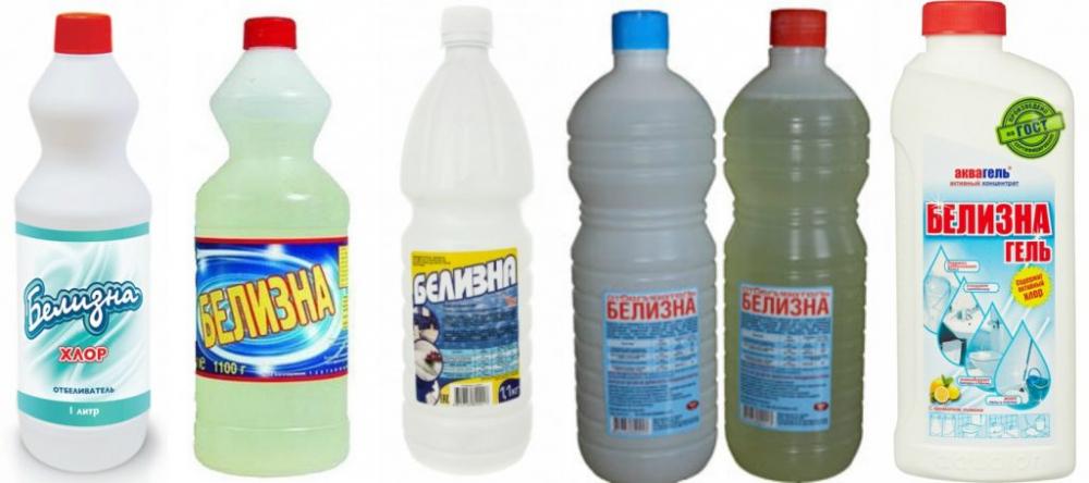 Бытовой отбеливатель для мойки молочного оборудования - Блог InfoDairy