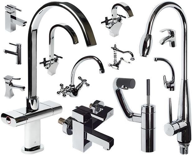 Как выбрать смеситель для дома: маркировка и основные виды | Belwater.by