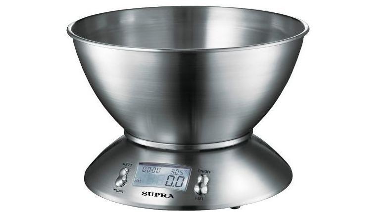 выбрать весы для кухни