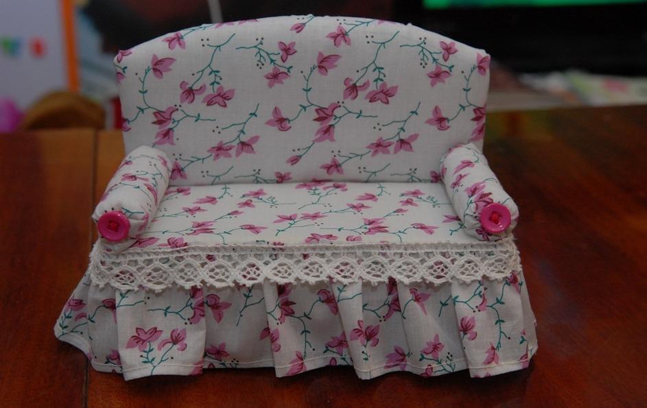 диван для барби своими руками