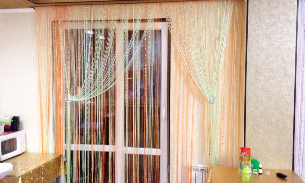 нитевые шторы (главный ключ)