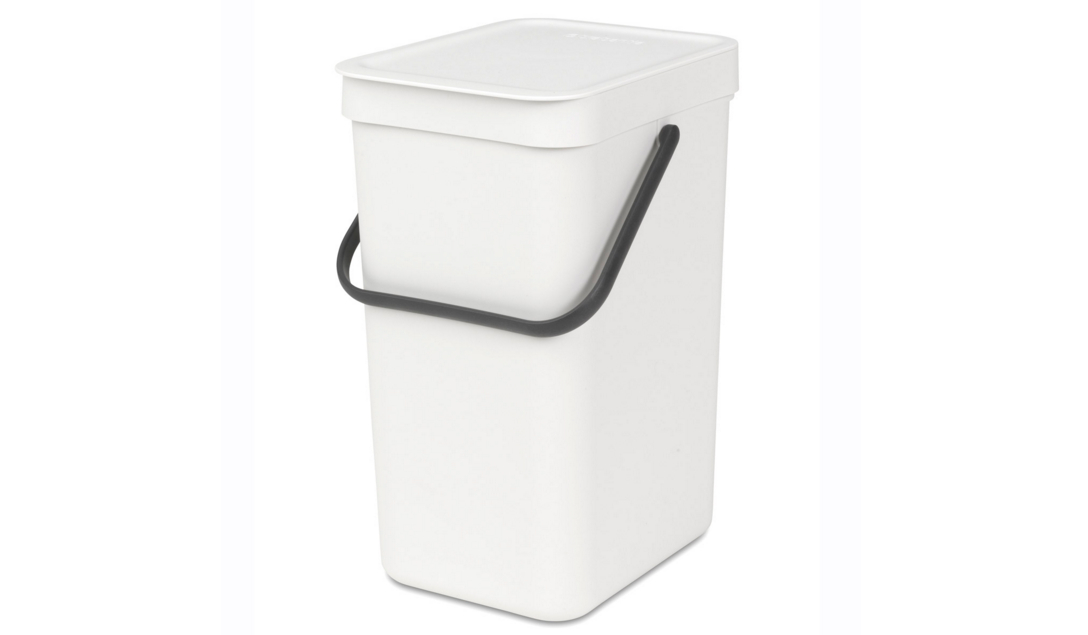 встраиваемое мусорное ведро для кухни