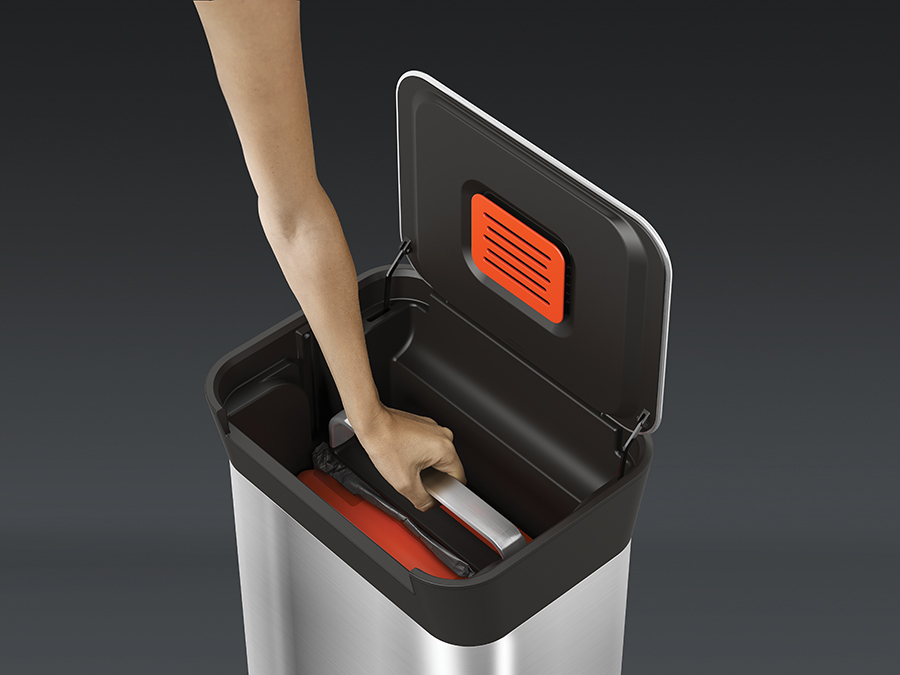 мусорное ведро под мойку