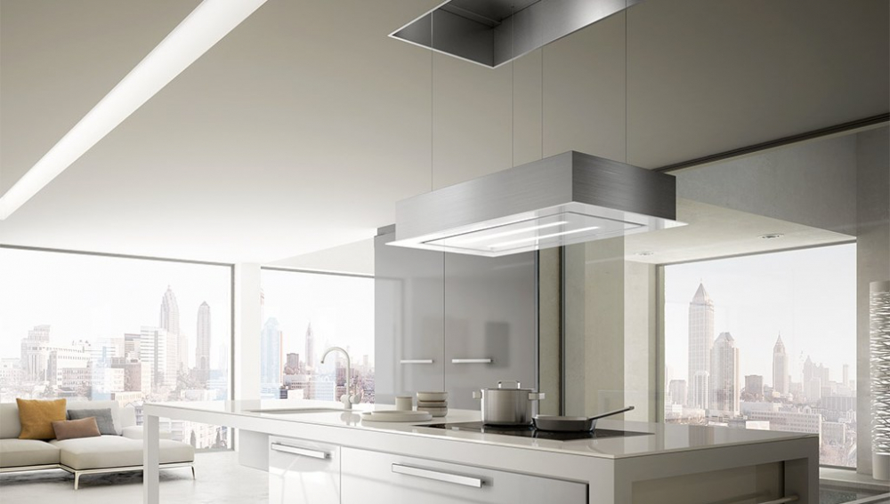 вытяжка на кухню без воздуховода