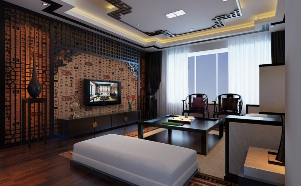 японский стиль в интерьере квартиры