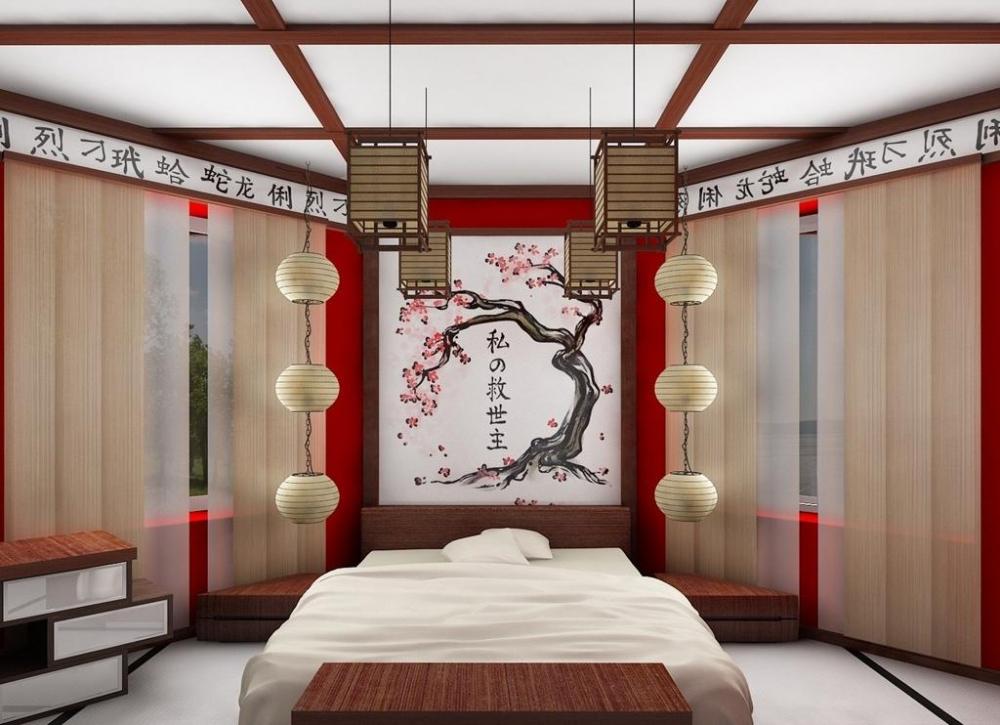 японский стиль в интерьере (главный ключ)