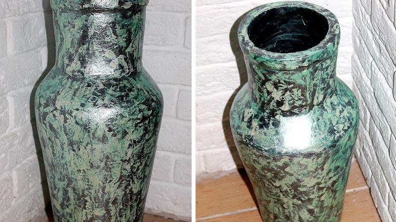 декоративные ветки для напольной вазы своими руками