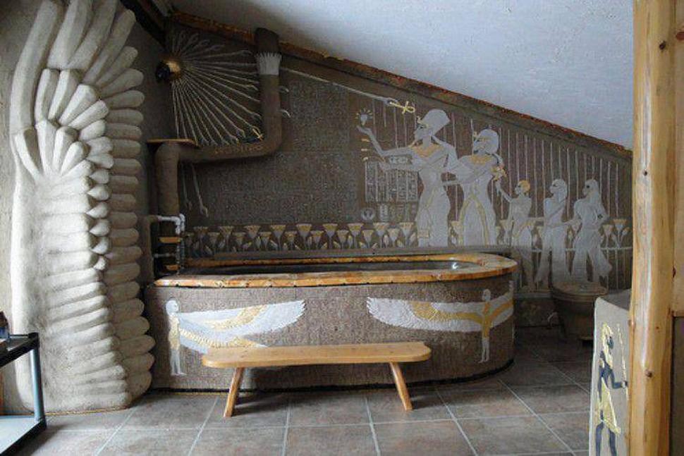 рисунки в египетском стиле