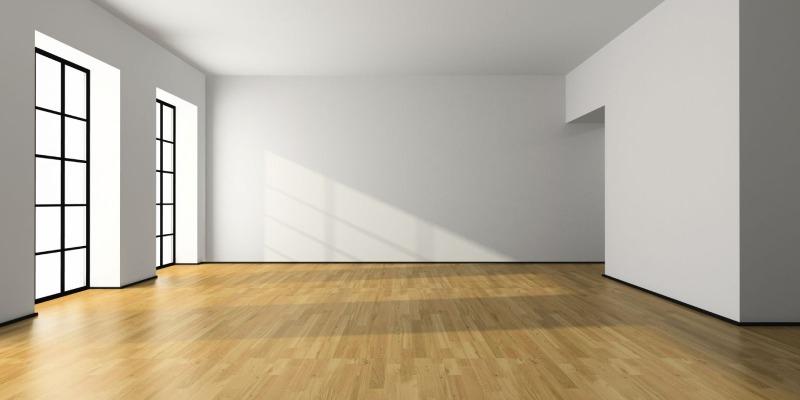 Пустая стена в комнате: пути решения