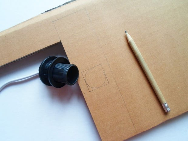 Как сделать красивую люстру из подручных материалов