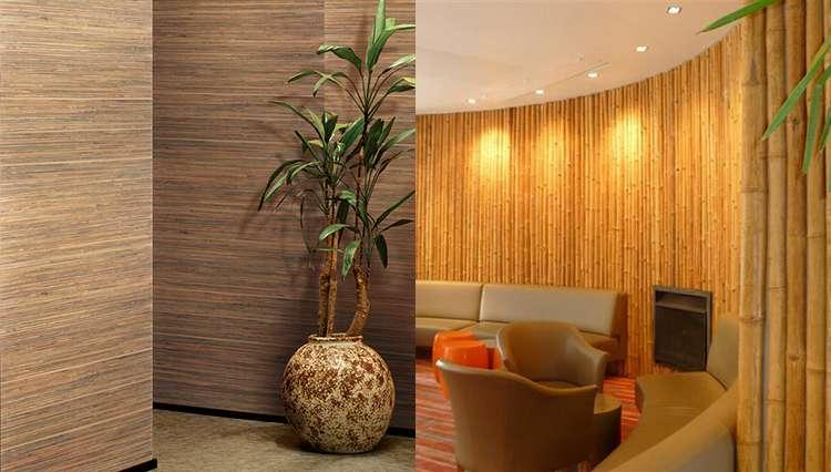можно сделать из бамбука