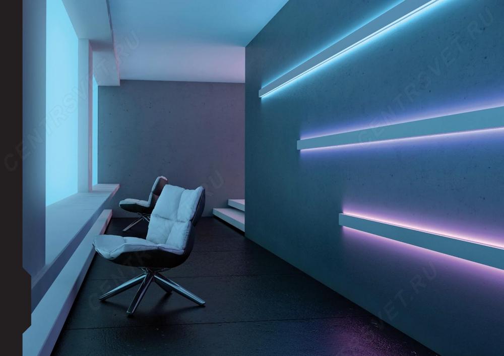 Светодиодная подсветка фото в интерьере