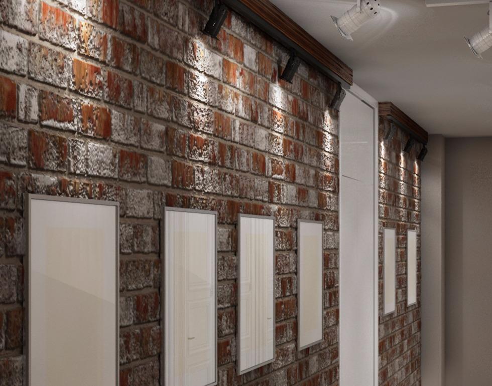 подсветка пола в коридоре
