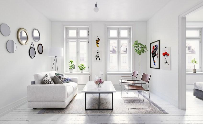 Бесплатный свет в квартире: 7 способов увеличения естественного ...