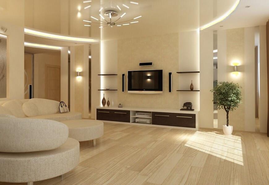 Дизайн освещения квартиры: фото, спальни, детской комнаты
