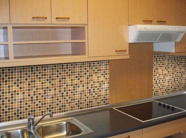 плитка мозаика для кухни на фартук (главный ключ)