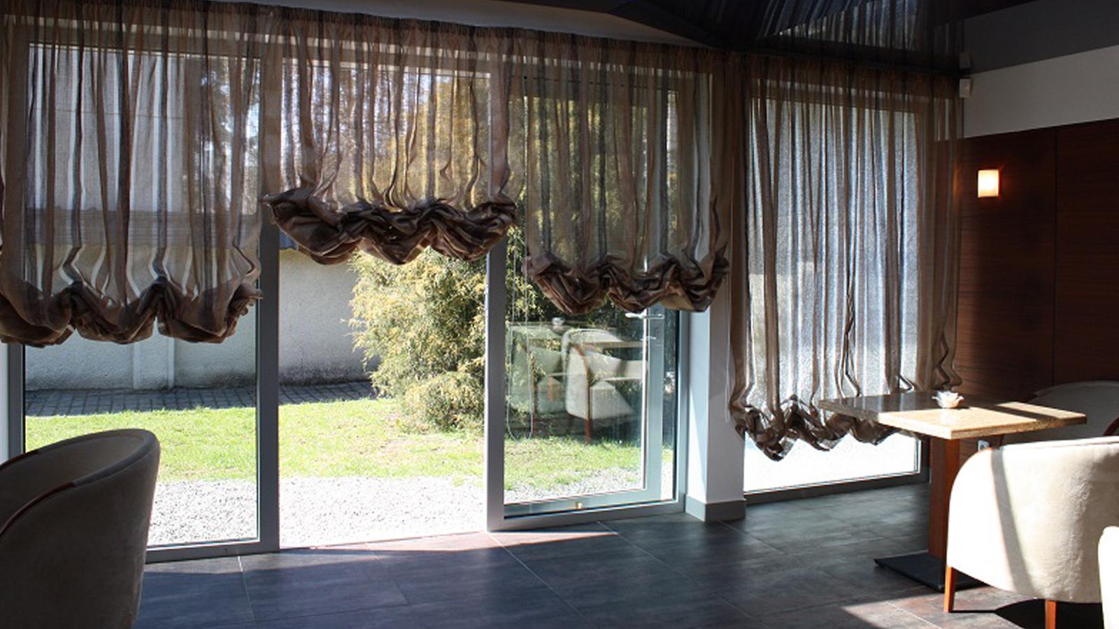 тройные шторы