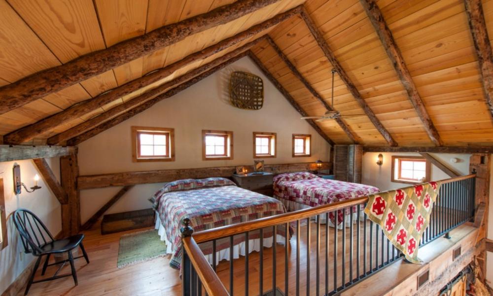 Спальня в стиле кантри: уютно, тепло и функционально