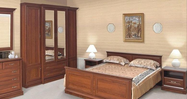 Спальня Кантри Світ меблів купить онлайн отзывы / Спальни : Mebel ...