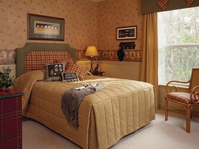 Спальня в стиле кантри: практические рекомендации по оформлению ...