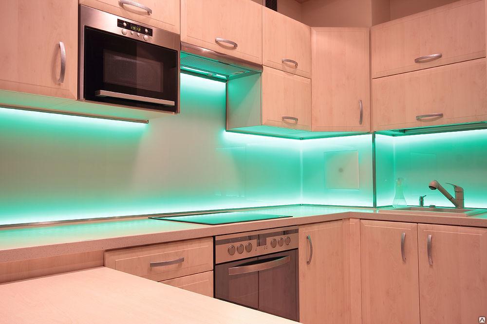 декоративное стекло для кухни