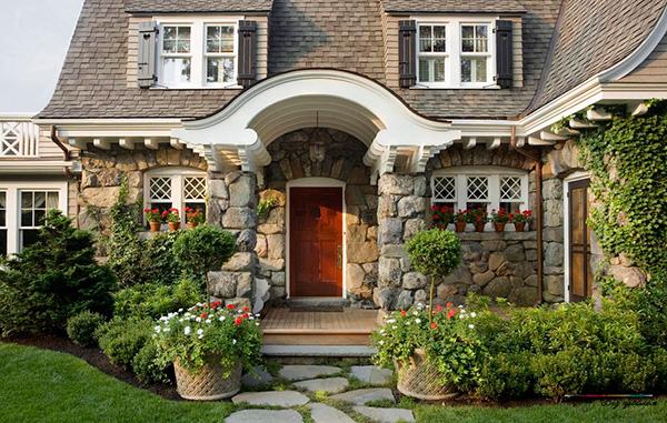 вход в дом крыльцо (главный ключ)