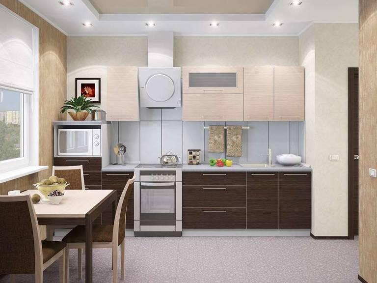 Кухня зебрано: 15 примеров интерьеров с фото, советами дизайнера