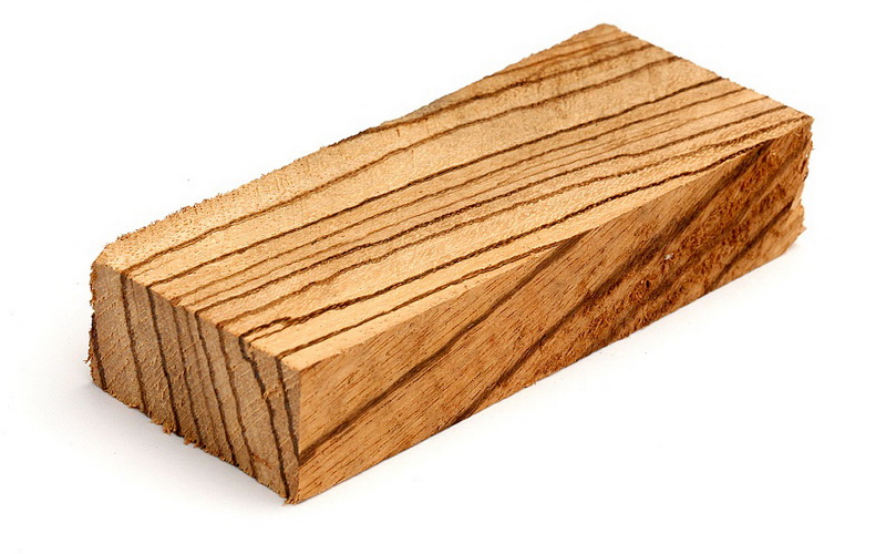 Дерево Зебрано — описание, свойства, характеристики