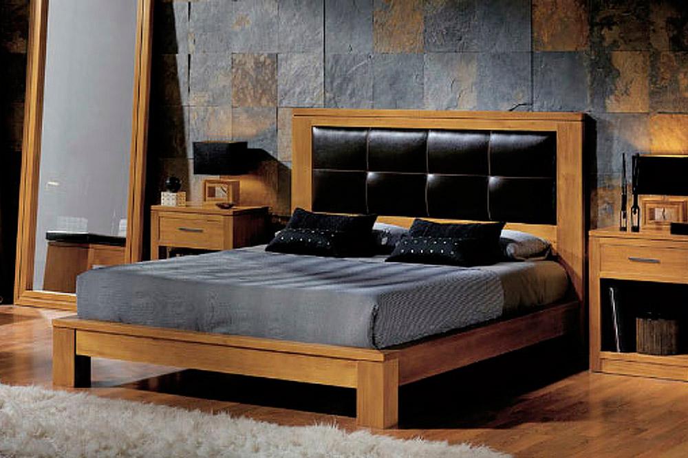 Кровать Mugali Vulcano - зебрано плюс экокожа - Купить Итальянскую и ...