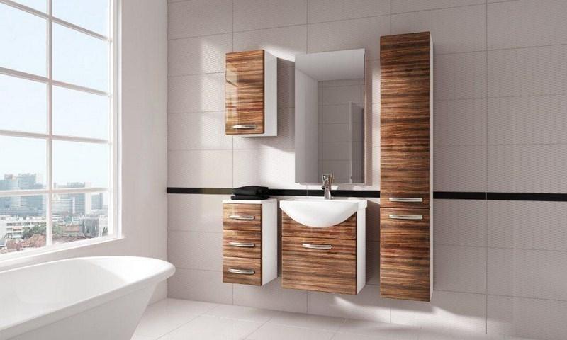Ванная комната KORAL ZEBRANO