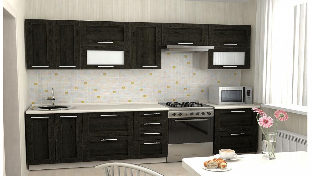 элитный дизайн кухни