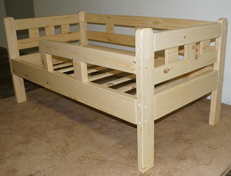 детская мебель из массива (главный ключ)
