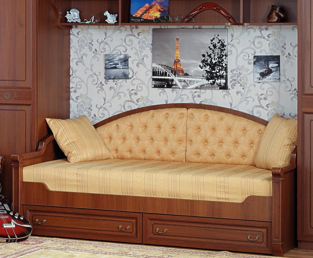 диван с ортопедическим матрасом для ежедневного использования