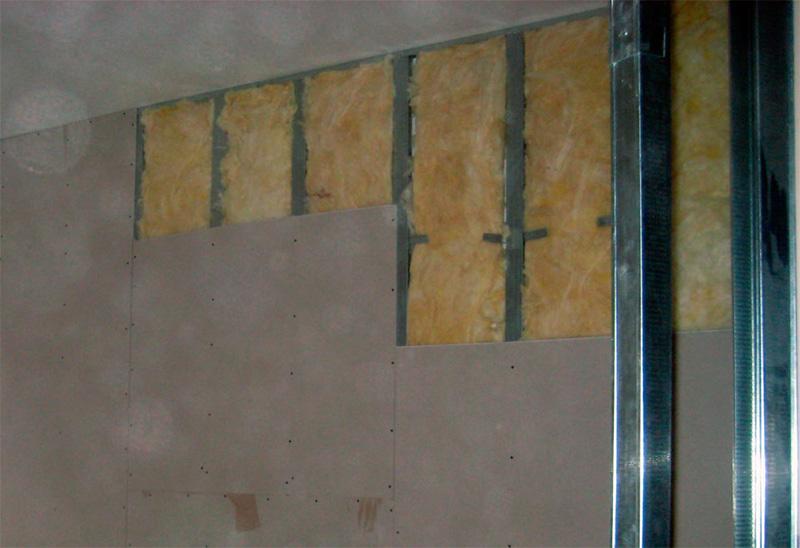 перегородка из гипсокартона для зонирования комнаты (главный ключ)