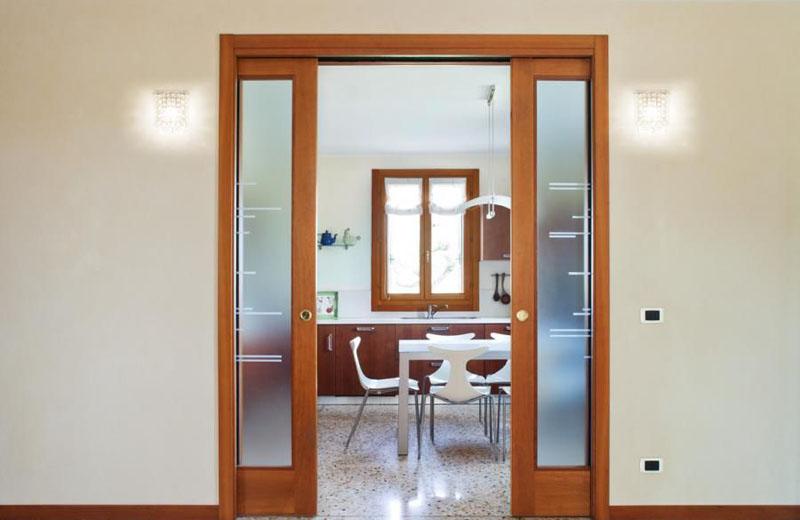 варианты перегородок для зонирования комнаты