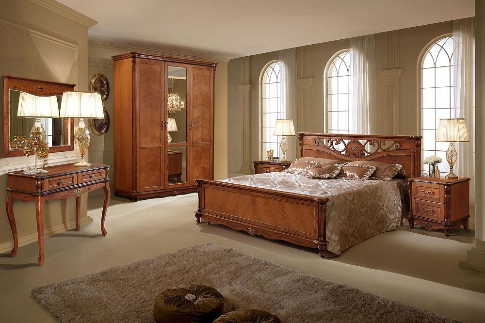 спальни из дуба (главный ключ)