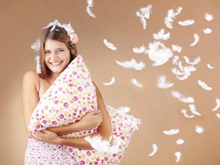 чем набить подушку своими руками