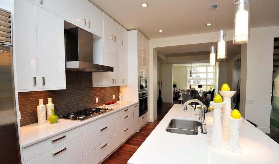 100 лучших идей дизайна белой кухни на фото   Красивый интерьер