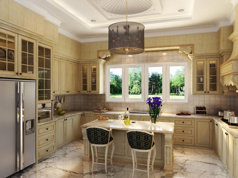 Кухня в классическом стиле на заказ от 10000 грн. / ISdesign Мебель
