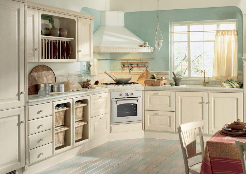 Светлая кухня - 75 фото дизайна интерьера кухни в светлых тонах
