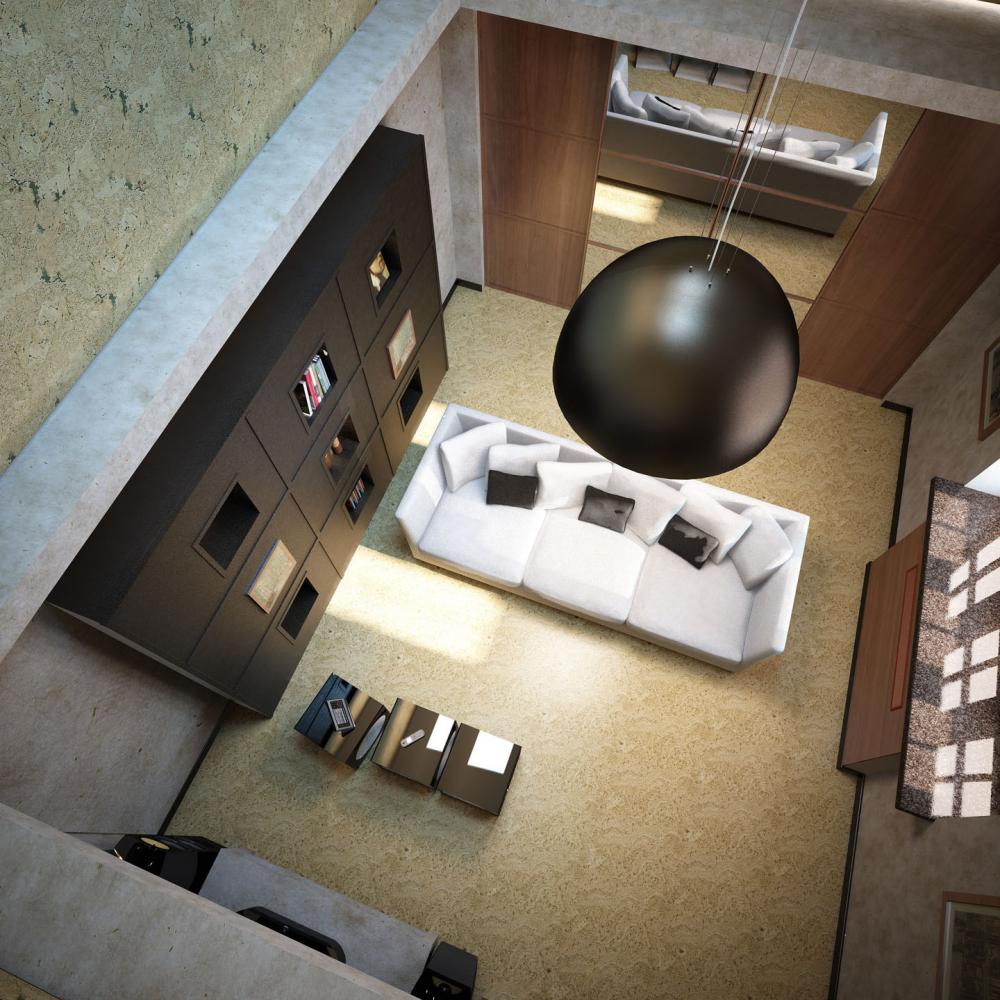 Проект - Мужская комната отдыха. Архитектурное бюро - Anfilada ...