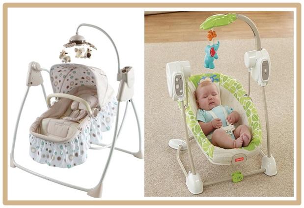 электролюлька для новорожденных