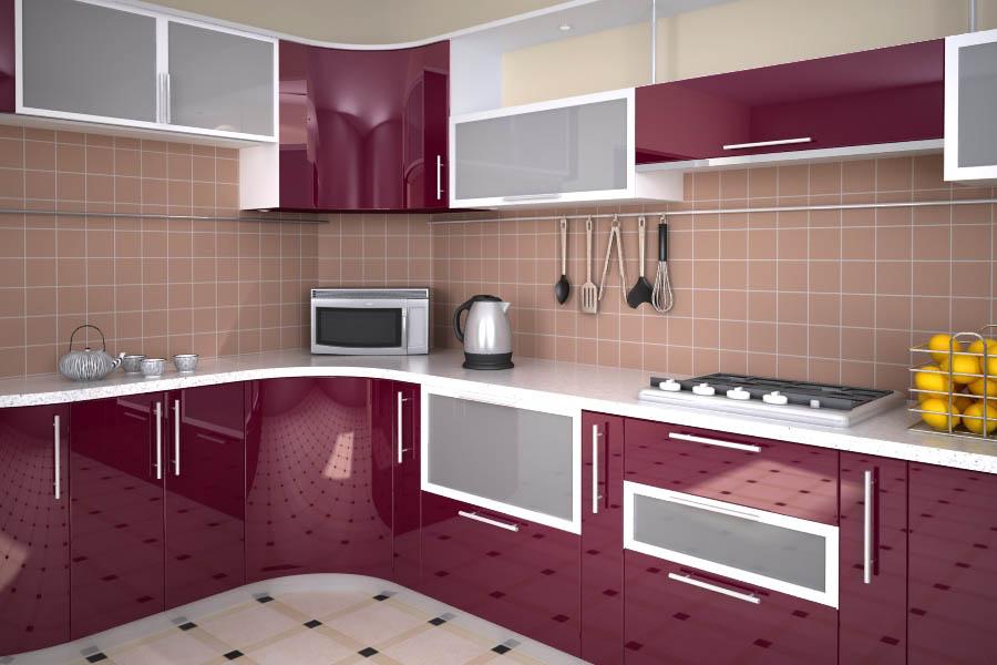 Фасады для кухни из МДФ: ремонт, покраска и реставрация своими руками