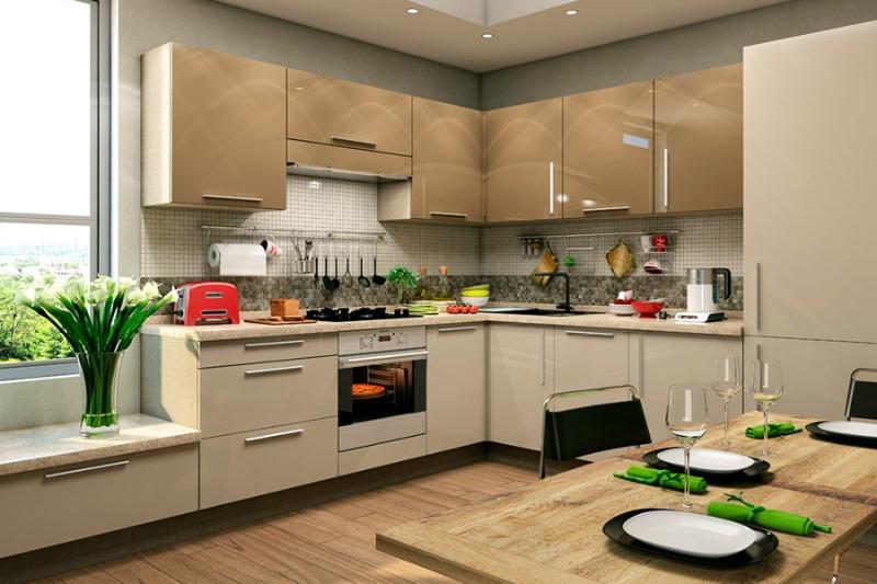Уход за кухонной мебелью: 7 основных правил | Студия кухни Вкус