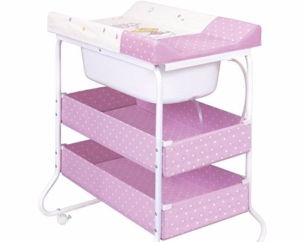 Детский пеленальный столик с ванночкой Ceba Suzie - купить детские ...