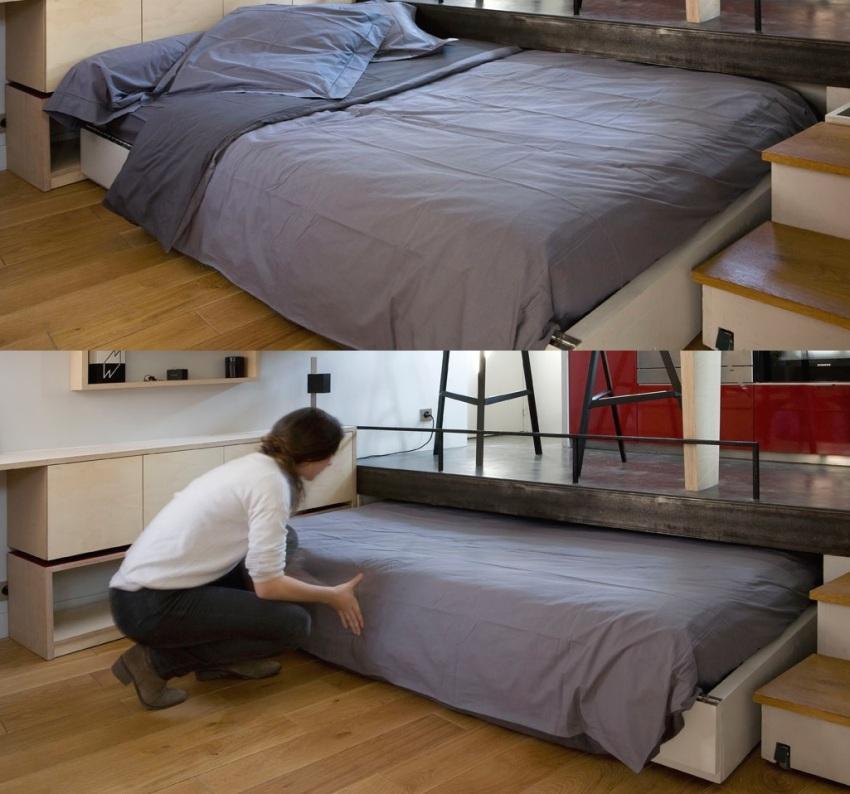 1 комнатной