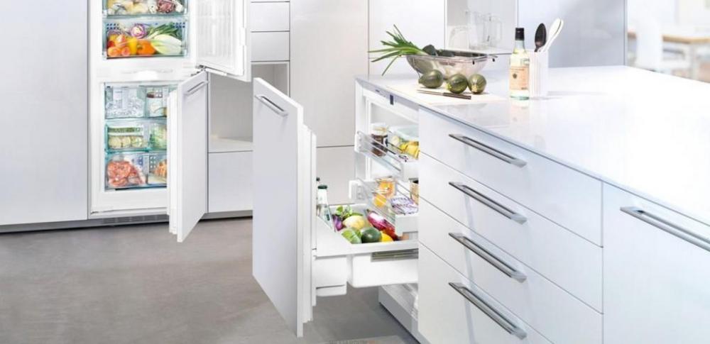 Холодильники встраиваемые, под столешницу