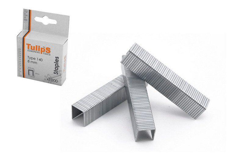 Типы скоб для электрических степлеров